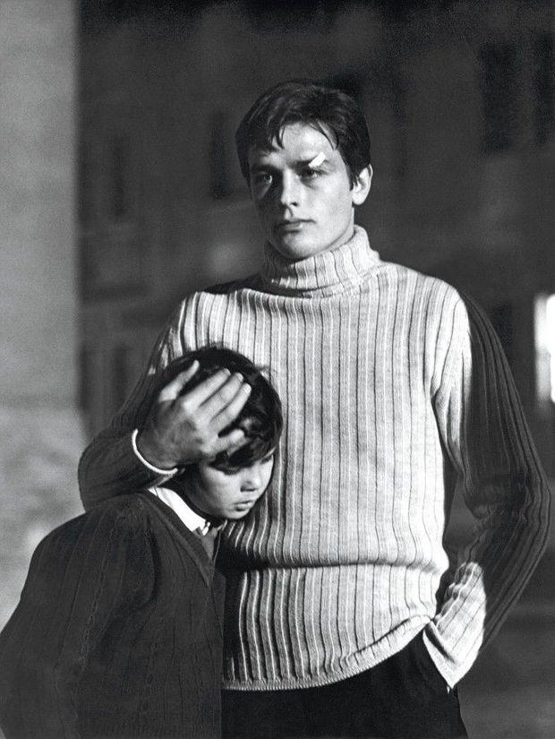 A l'instant où Delon lui fut présenté, Visconti sut qu'il tenait son Rocco : « Si on m'avait contraint à prendre un autre acteur, j'aurais renoncé à faire le film. »