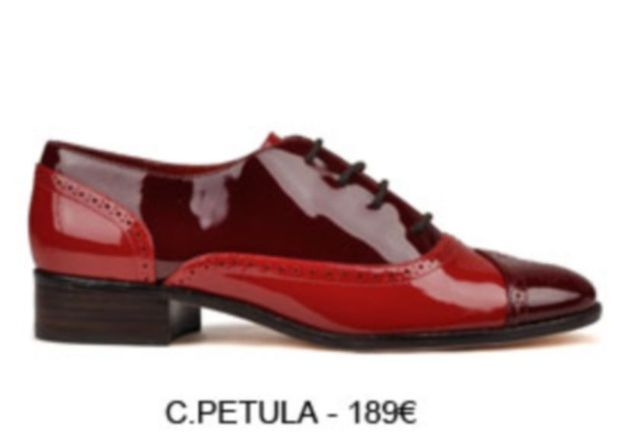 derby rouge-