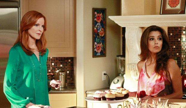 Desperate Housewives Marcia Cross Eva Longoria-