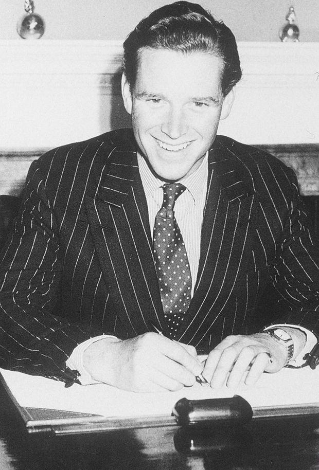 James Hewitt (photo non datée)