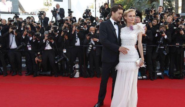 Diane Kruger et Joshua Jackson-