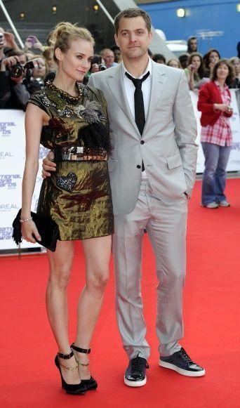 Diane Kruger + Joshua Jacskon-