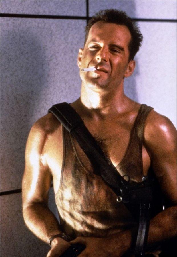 Die Hard 1 McClane-