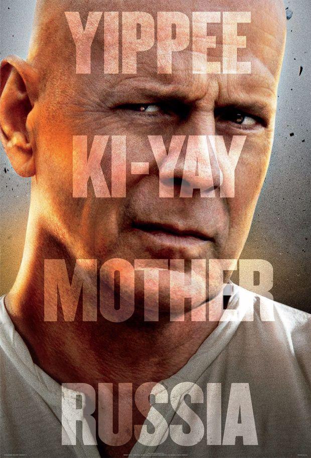 Die Hard 5 McClane-