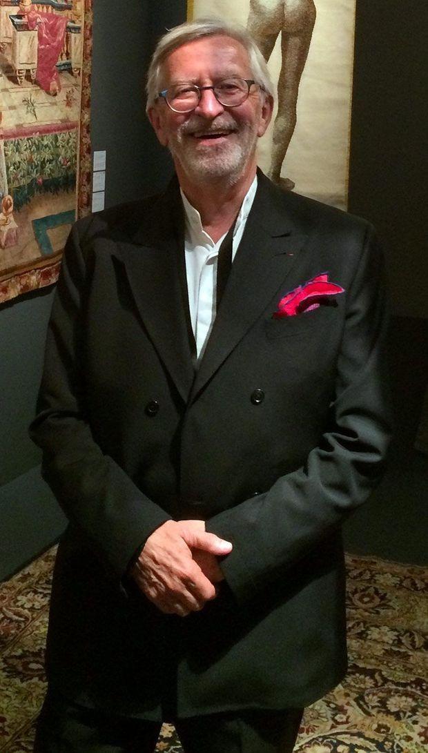 Dominique Chevalier, président du Syndicat des antiquaires.