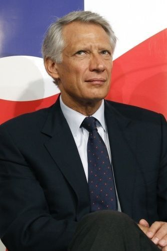 Dominique de Villepin-