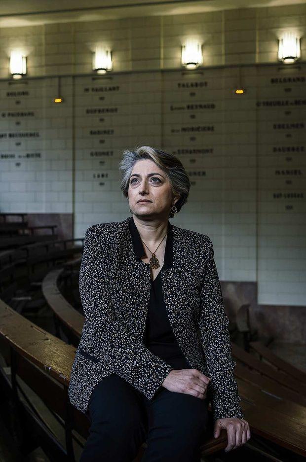 Donata Marra, psychiatre, présidente du Centre national d'appui à la qualité de vie des étudiants en santé et enseignante à l'université Paris-Est Créteil.