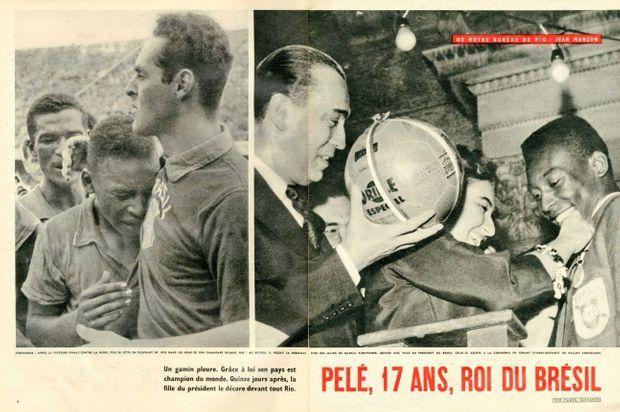 Kylian Mbappé bat tous les records, mais celui de Pelé