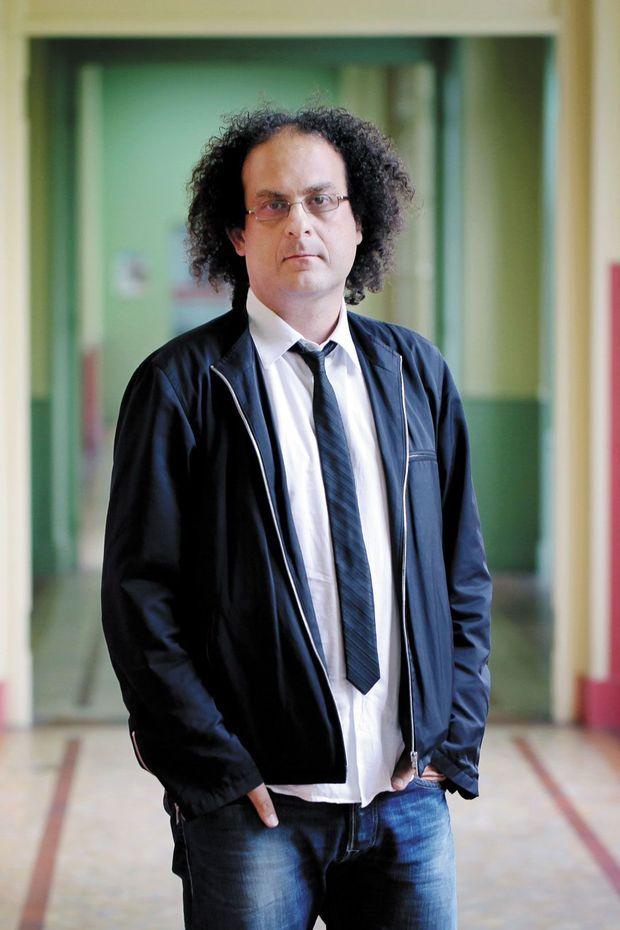 """Laurent Karila, auteur de """"Votre plaisir vous appartient""""."""