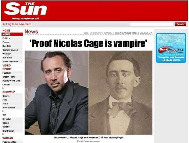 Dracula Cage-