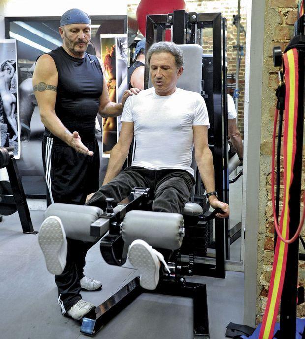 Drucker gym-