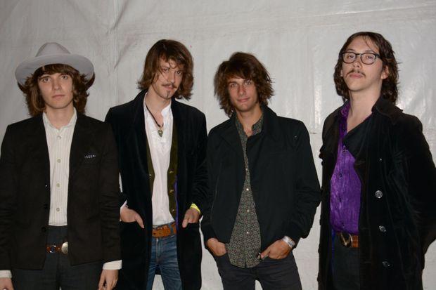 Le groupe Velvet Veins