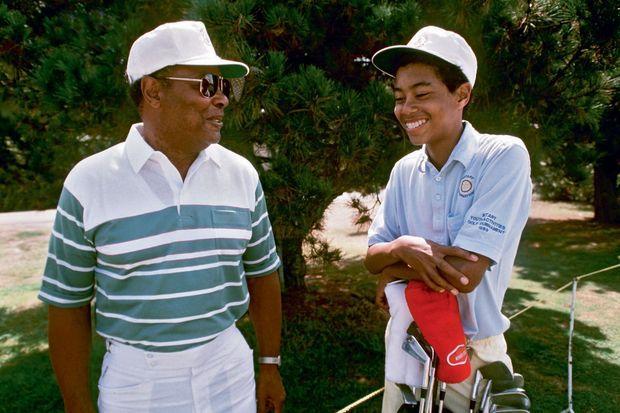 Earl Woods et Tiger