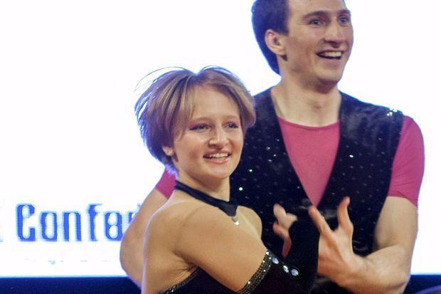Ekaterina Tikhonova, la fille de Vladimir Poutine.