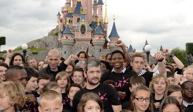 ELA au royaume de Mickey-