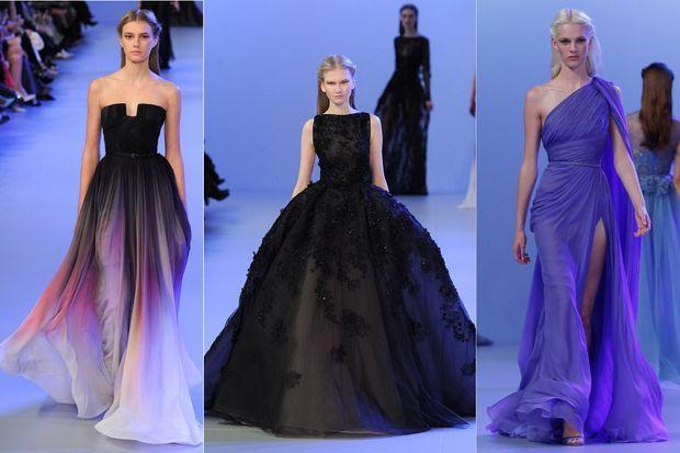 Elie Saab Haute Couture Printemps Eté 2014.