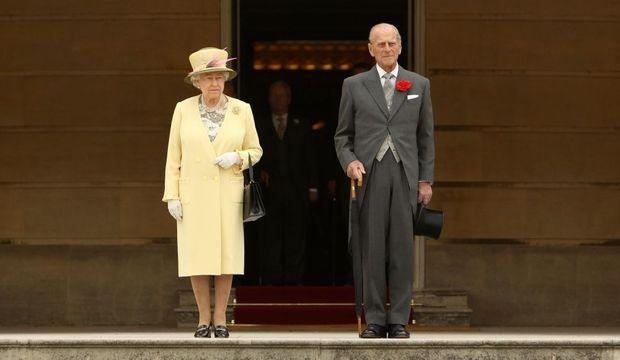 Elizabeth II duc d'Edimbourg -