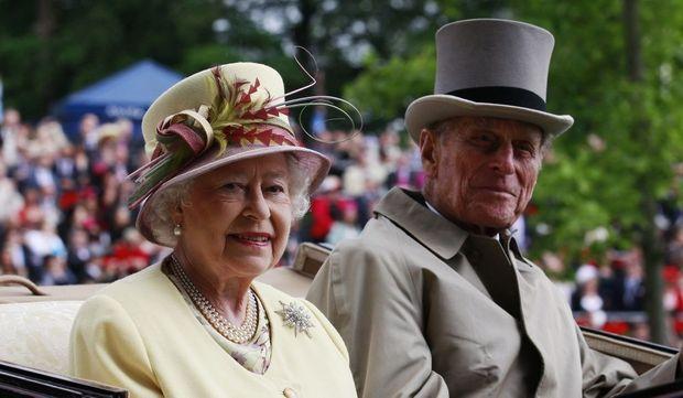 Elizabeth II duc-