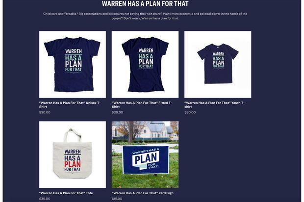 «Warren a un plan pour ça».