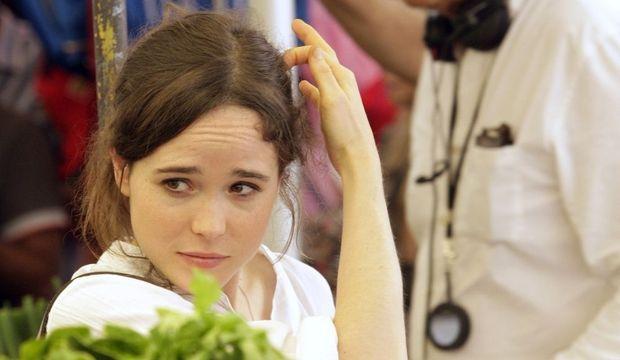 Ellen Page-