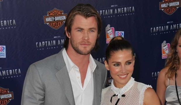 Elsa Pataky et Chris Hemsworth-