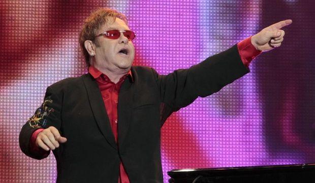 Elton John Rock In Rio 1-