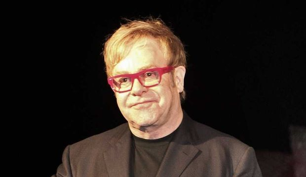 Elton John-