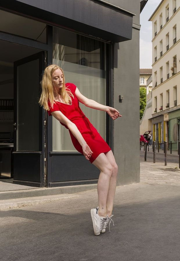 Denis Darzacq Act 2 - Emilie Hasboun Impression jet d'encre 200 x 148 cm