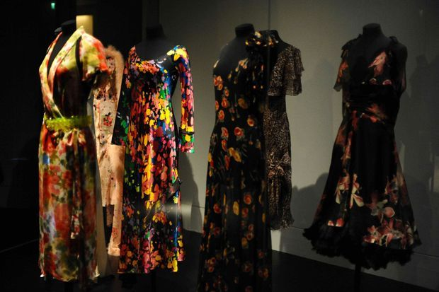 En 2008, une exposition est consacrée aux 40 ans de la maison de couture