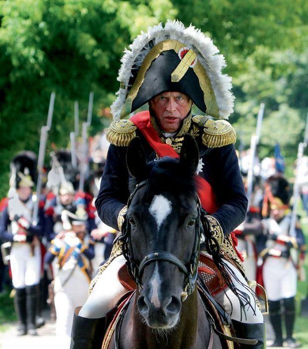 En 2012, Oleg Sokolov incarne son général préféré lors d'une reconstitution historique célébrant les 200 ans de la campagne de Russie. L'universitaire a écrit trois ouvrages sur Napoléon.