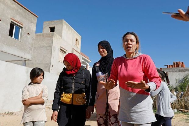 En Tunisie, la famille de Brahim Aouissaoui est sous le choc.