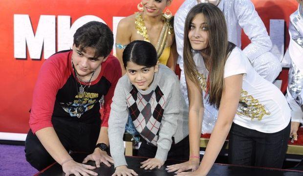 Enfants Michael Jackson-