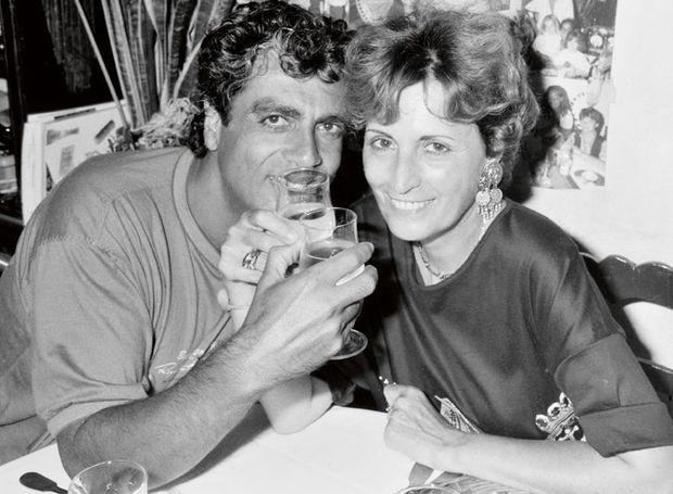Enrico Macias et Susy-