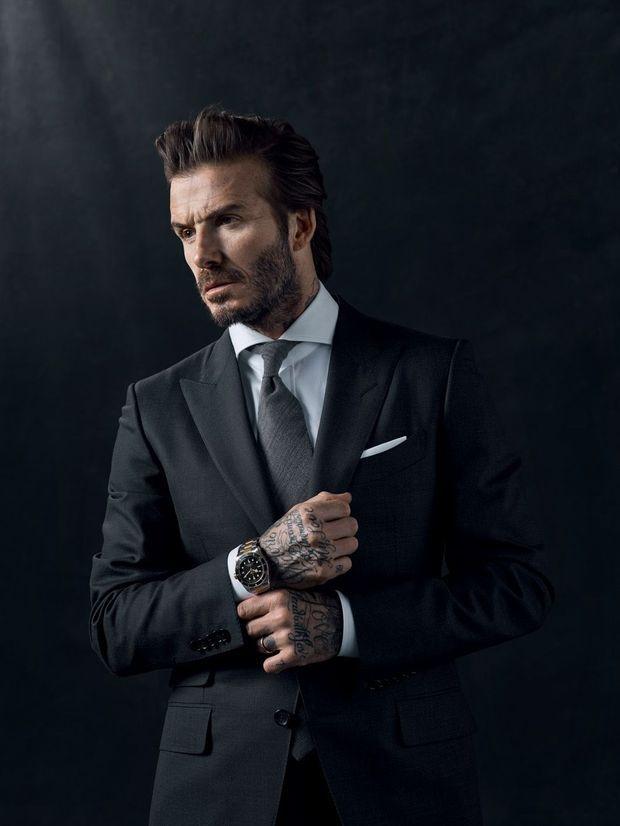 Entrepreneur, philanthrope, icône de style, il incarne l'audace chère à Tudor.