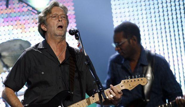 Eric Clapton-
