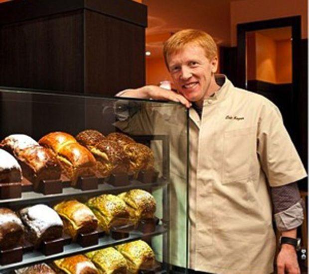 Eric Kayser, le prince des artisans boulangers.