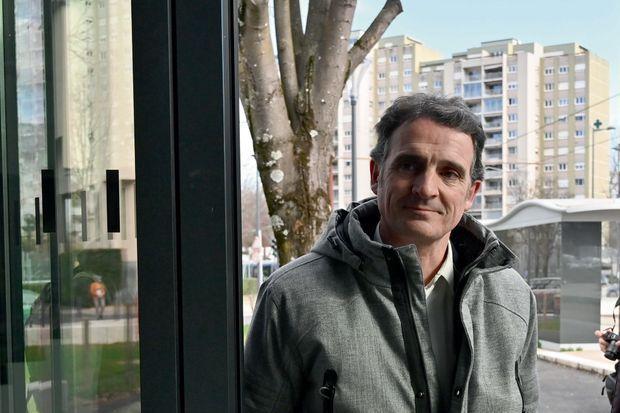 Eric Piolle (EELV), candidat à un deuxième mandat à Grenoble.