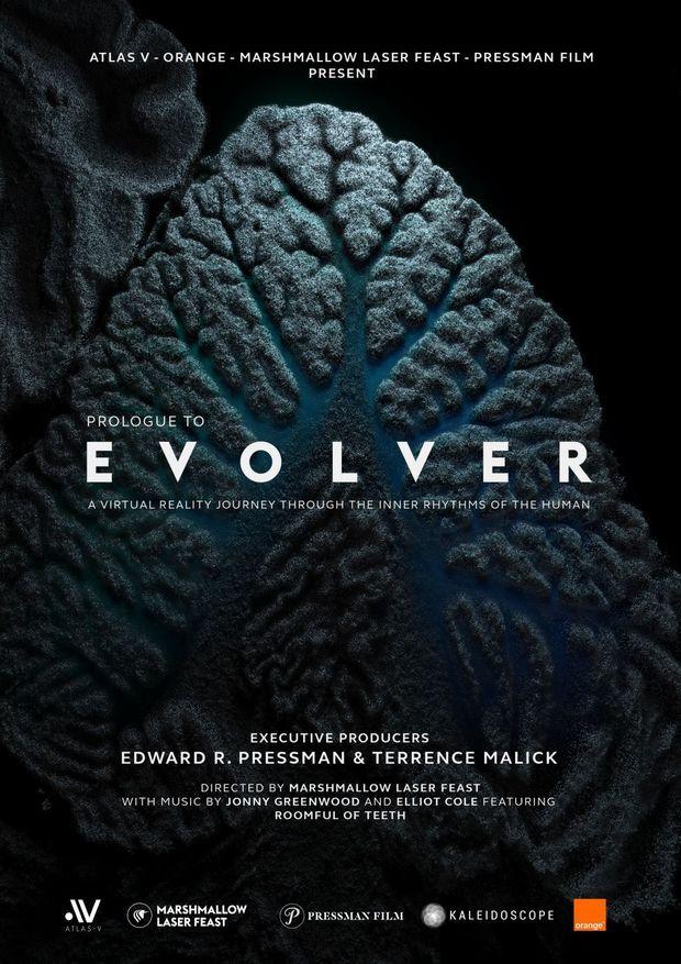 """L'affiche d""""Evolver: Prologue"""""""