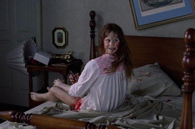 """""""L'Exorciste"""", 1973"""