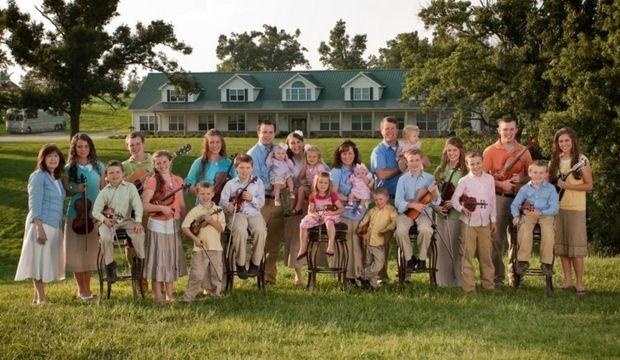 Famille Duggar-