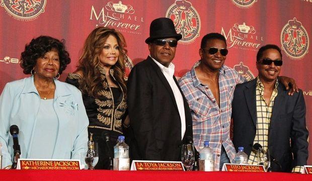 Famille Jackson 25 juillet-