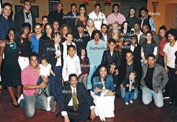 Famille Jackson-