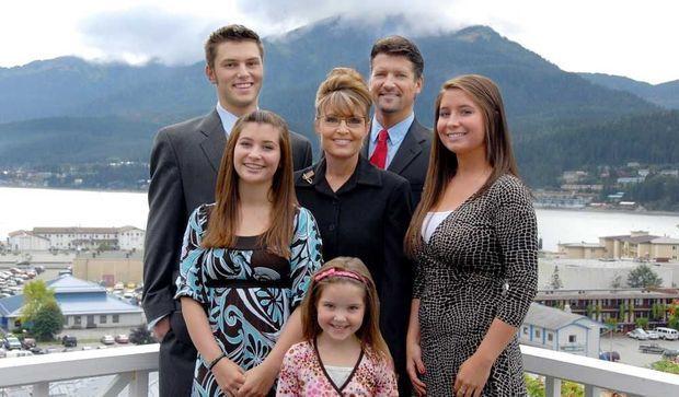famille Palin-
