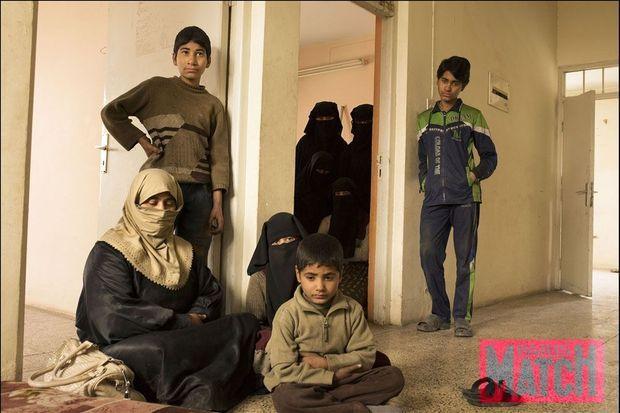La famille du cousin de Baghdadi