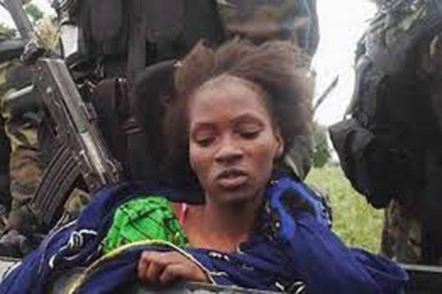 Arrestation d'une femme kamikaze qui s'apprêtait à se faire exploser au milieu d'une foule