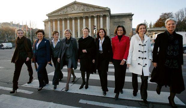 Femmes Gouvernement-