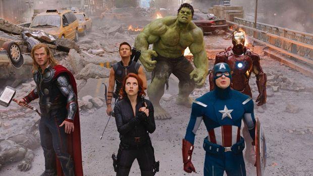 Films encore plébiscités par les 15-25 ans, la saga « Avengers » a sauvé le box-office américain avec 7,6 milliards de dollars de recettes cumulées