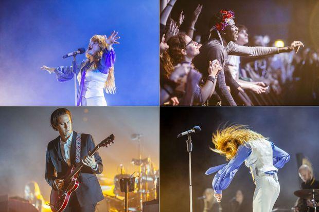 Florence + The Machine sur scène