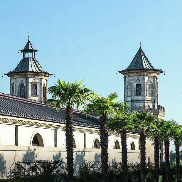 Folie architecturale créée il y a deux siècles par le marquis d'Estournel.