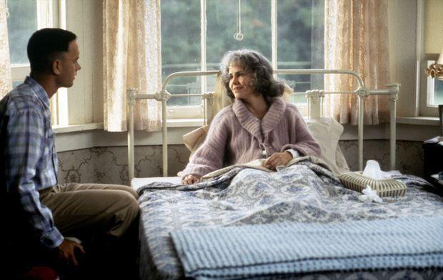 « Forrest Gump », réalisé par Robert Zemeckis en 1994, avec Tom Hanks et Sally Field.